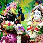 ISKCON Nasik Deity Darshan 05 July 2019