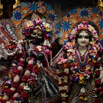 ISKCON Ujjain Deity Darshan 05 July 2019
