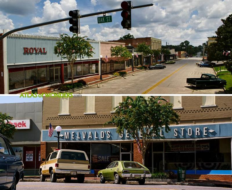 Stranger Things Location