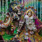 ISKCON Vrindavan Deity Darshan 05 July 2019