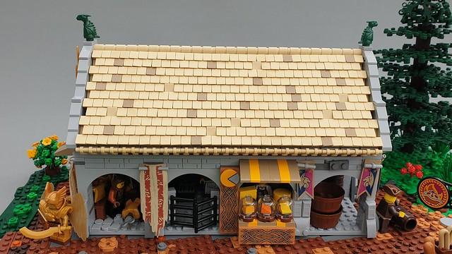 Houses in Wyvernstone