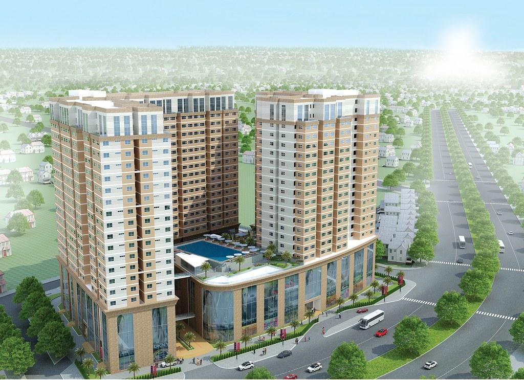 Căn hộ CBD Premium Home quận 2 – Nơi an cư lạc nghiệp. 2