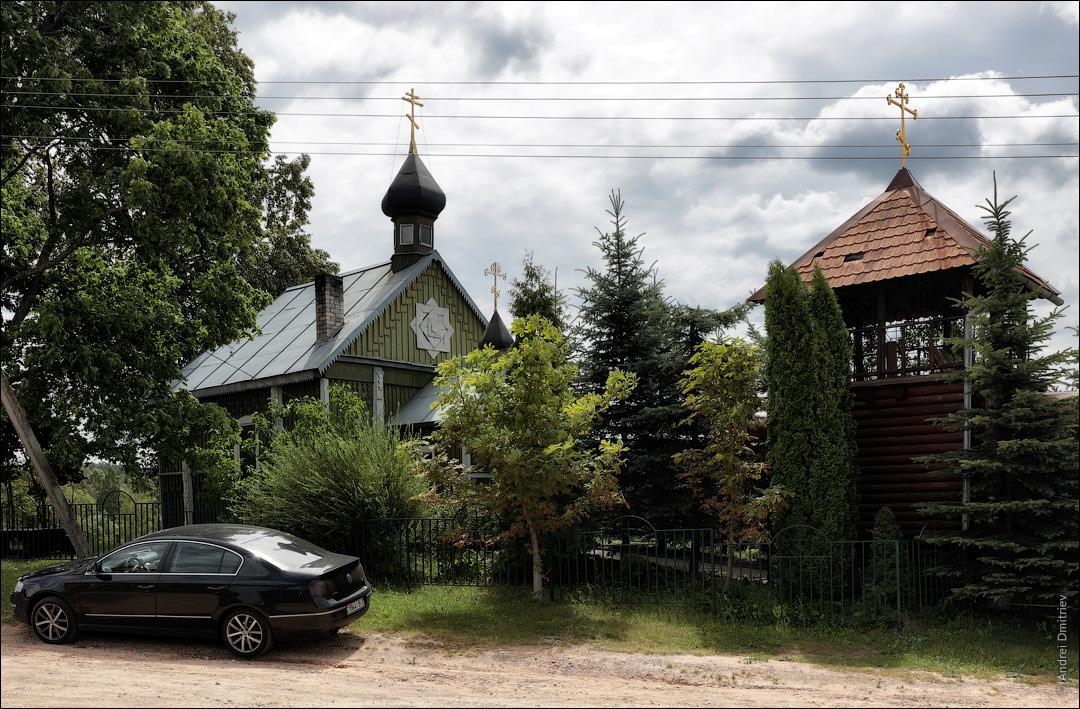 Жуковка, Беларусь, Церковь св. Петра и Павла