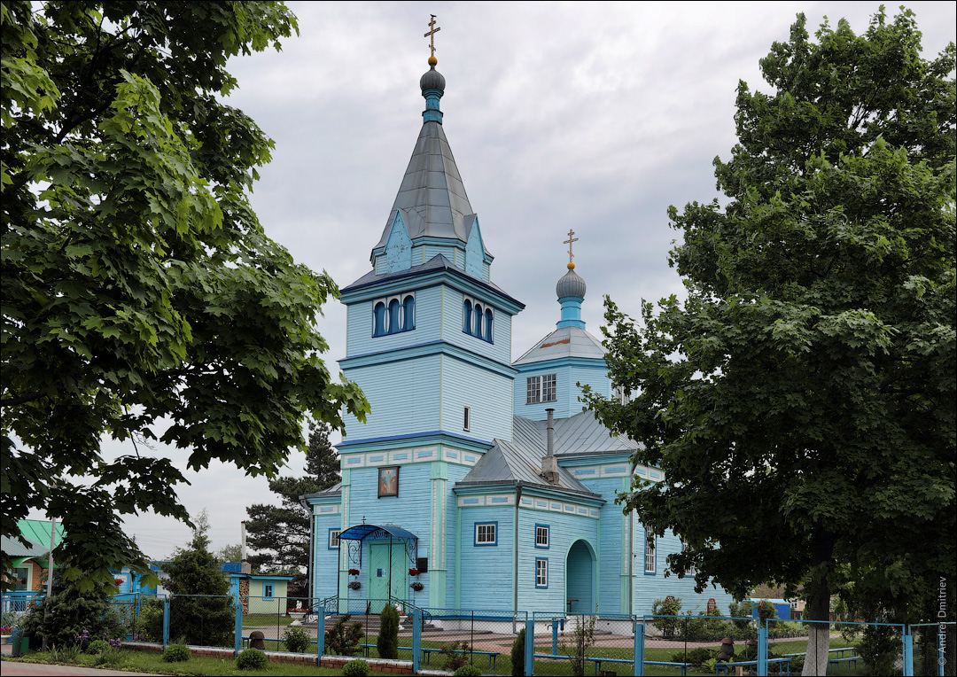 Столин, Беларусь, Церковь Вознесенская