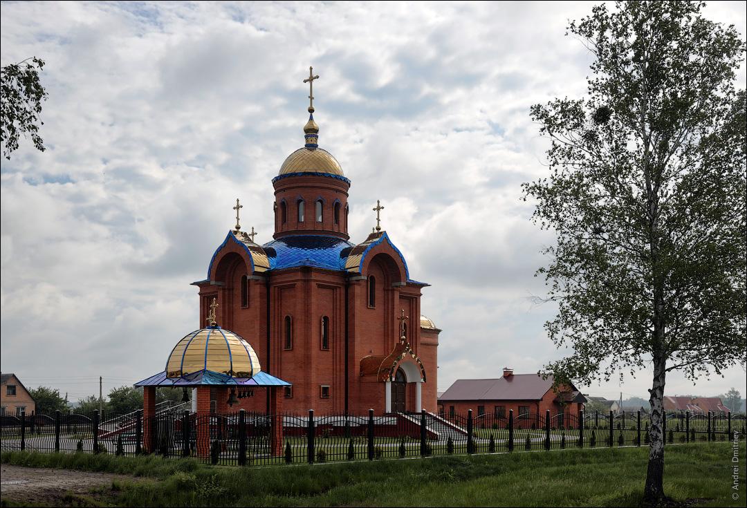 Федоры, Беларусь, Церковь иконы Божией Матери