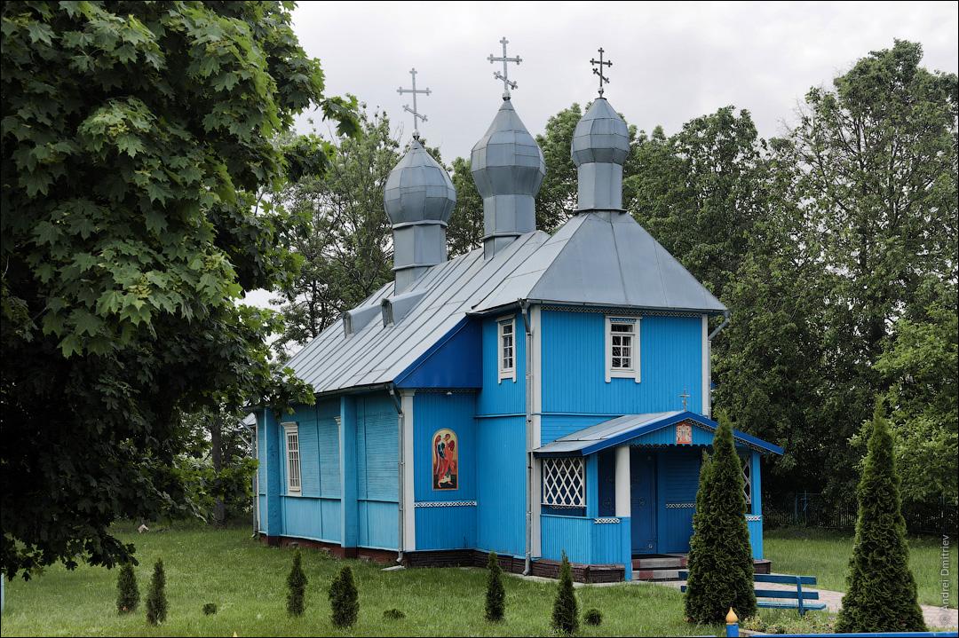 Велятичи, Беларусь, Церковь Рождества Богородицы