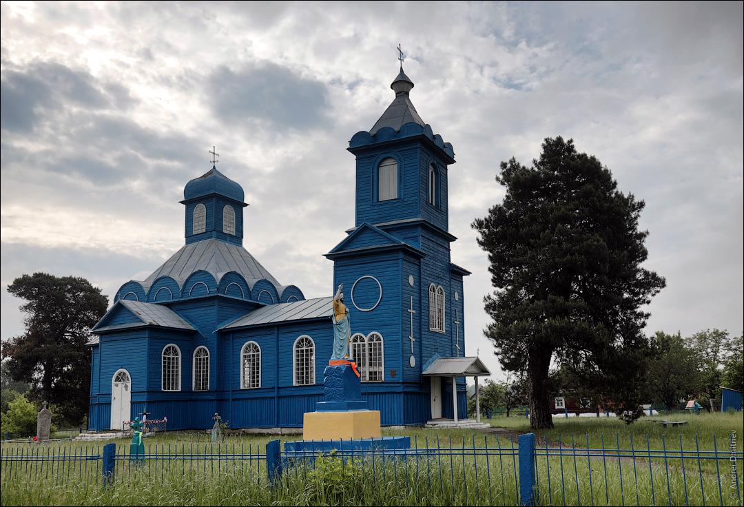 Лемешевичи, Беларусь, Церковь Рождества Богородицы