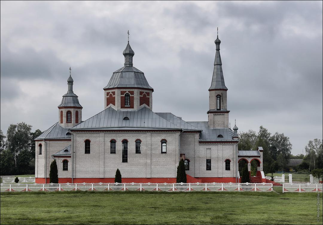 Плещицы, Беларусь, Церковь св. Архангела Михаила