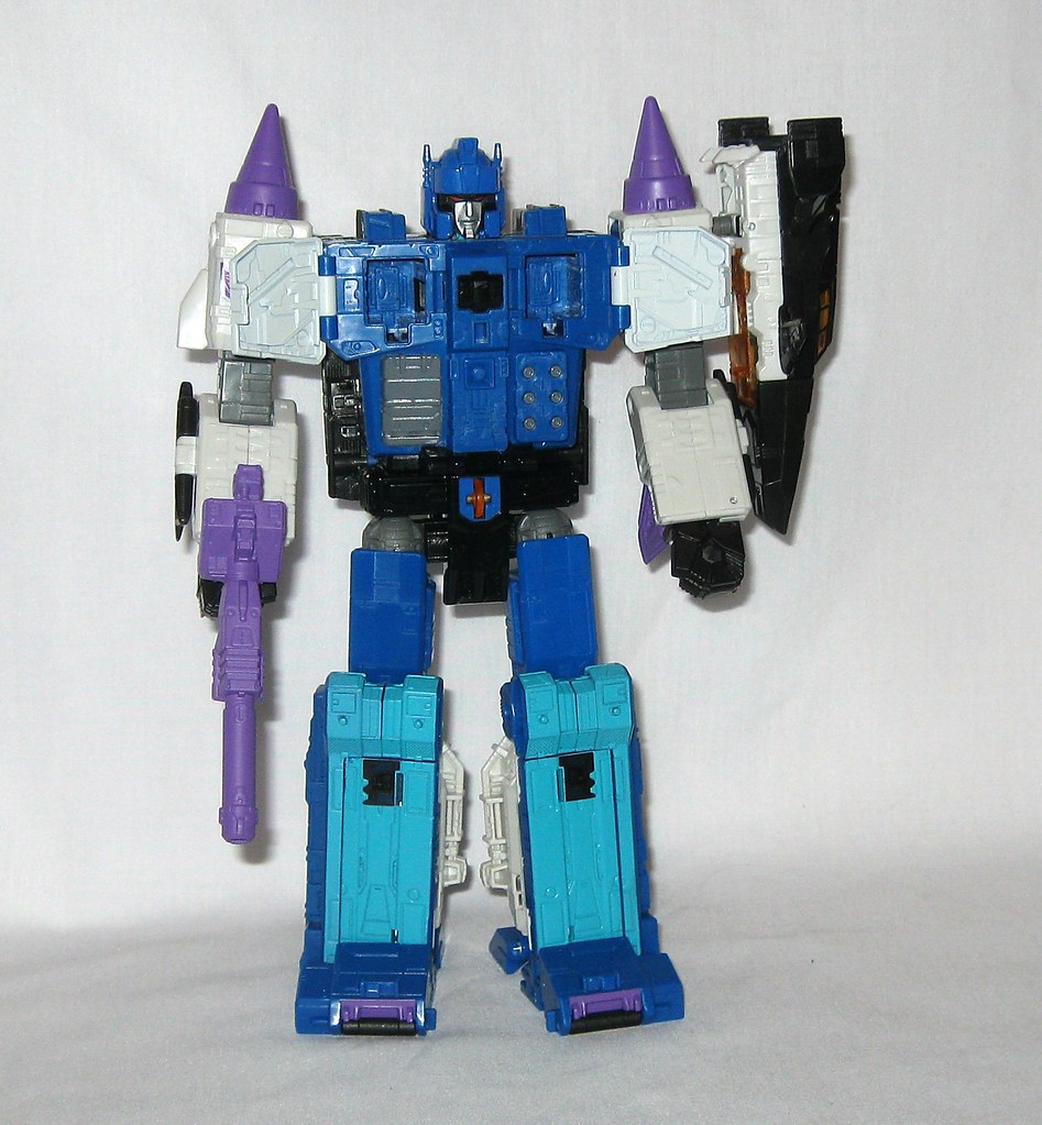 Decepticon Overlord /& Dreadnaut Transformers Generations Leader Titans Return!