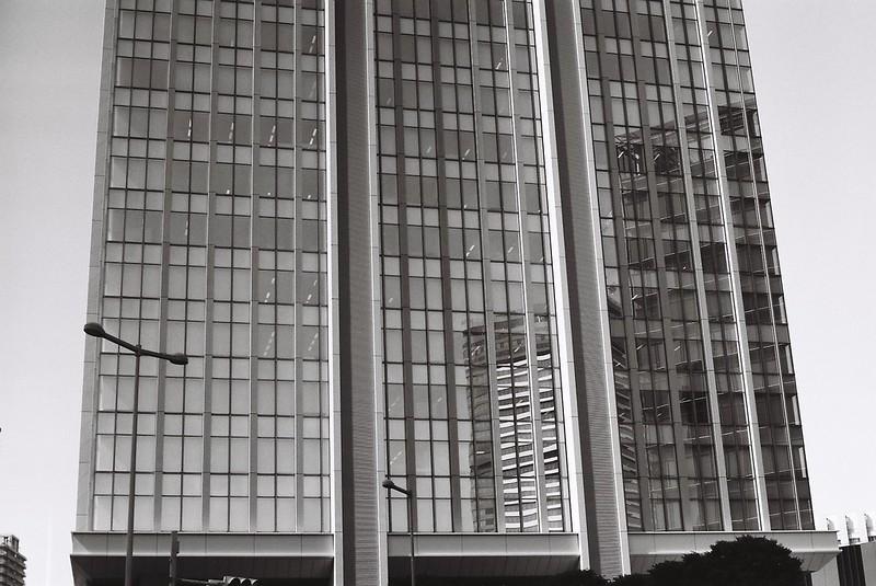 Leica M3+Carl Zeiss Planar50mm f2 0+FUJIFILM NEOPAN100 ACROS豊洲
