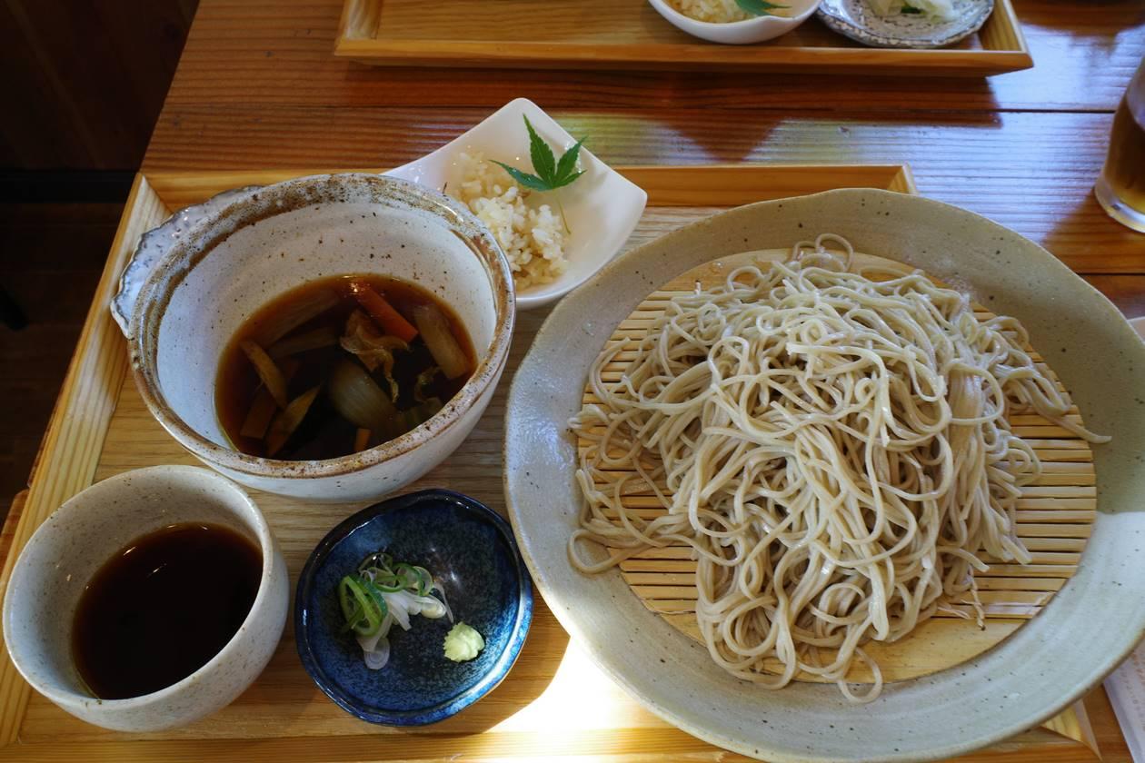 蕎麦カフェ・凱(Toki)
