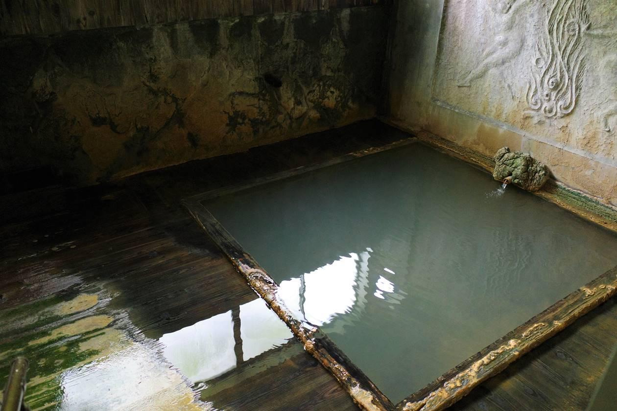 鹿沢温泉・雲井の湯