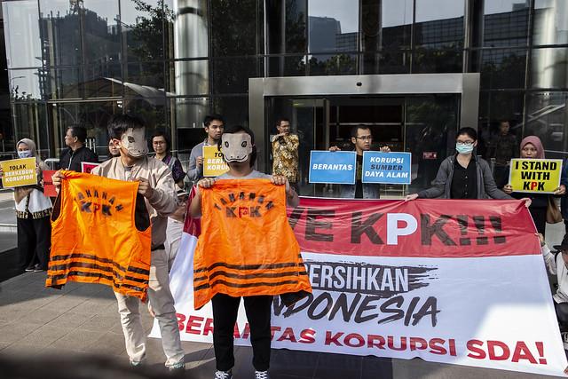 Save KPK - #BersihkanIndonesia