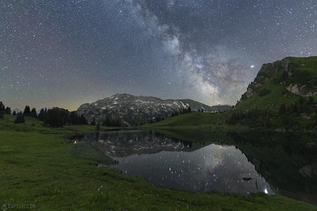 Stars - Seebergsee