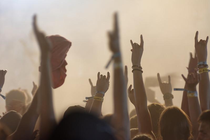 ROCK FOR PEOPLE 2019 (DEN PRVNÍ)