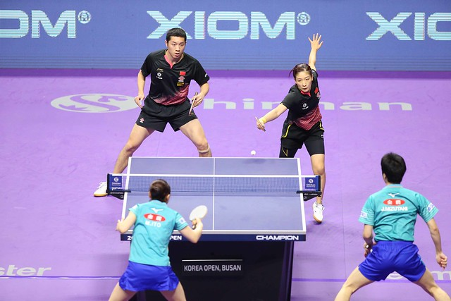 Seamaster 2019 ITTF World Tour SHINHAN Korea Open - Day 2