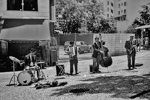 Artista de rua  |  Street performer | São Paulo/SP - Brasil  | instagram @luciano_cres