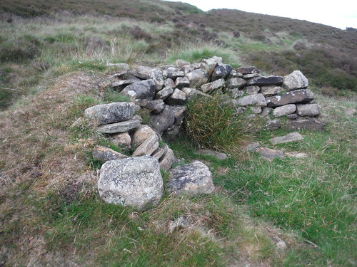 Grouse Butt on Abney Moor SWC Walk 343 - Hope to Hathersage or Bamford (via Castleton)