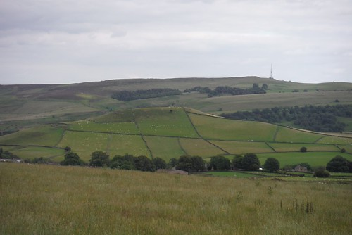 Abney Low and Sir William Hill (Eyam Moor) SWC Walk 343 - Hope to Hathersage or Bamford (via Castleton)