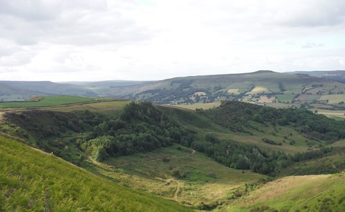 Over Dale, Win Hill and Crookstone Knoll (Kinder Scout) SWC Walk 343 - Hope to Hathersage or Bamford (via Castleton)