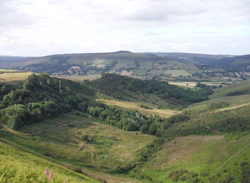 Over Dale and Win Hill SWC Walk 343 - Hope to Hathersage or Bamford (via Castleton)