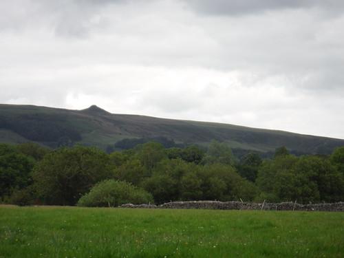 Win Hill Pike, from near Castleton SWC Walk 343 - Hope to Hathersage or Bamford (via Castleton)