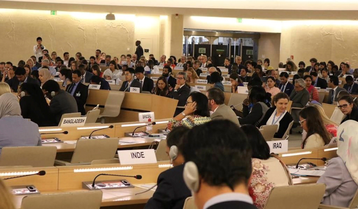 Intervención de Venezuela en la 41 sesión del Consejo de Derechos Humanos