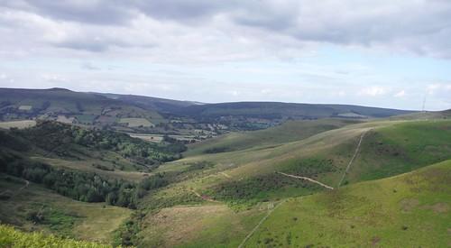 Over Dale, Win Hill, Bamford Edge SWC Walk 343 - Hope to Hathersage or Bamford (via Castleton)