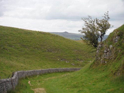 Through Pastures, direction Win Hill SWC Walk 343 - Hope to Hathersage or Bamford (via Castleton)