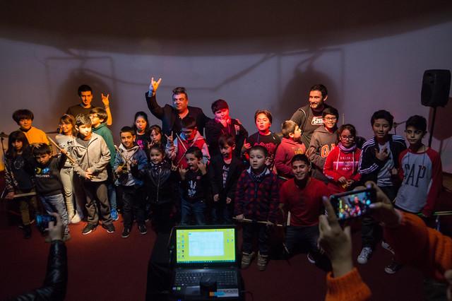 Gala de batería Manuel Basualto