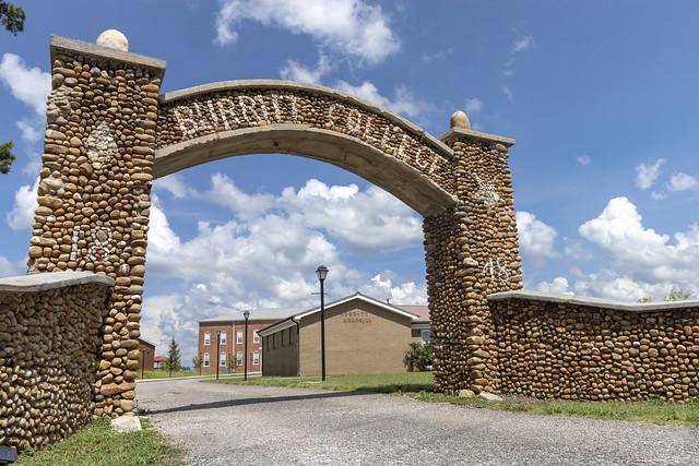 Burritt College, Van Buren County, Tennessee