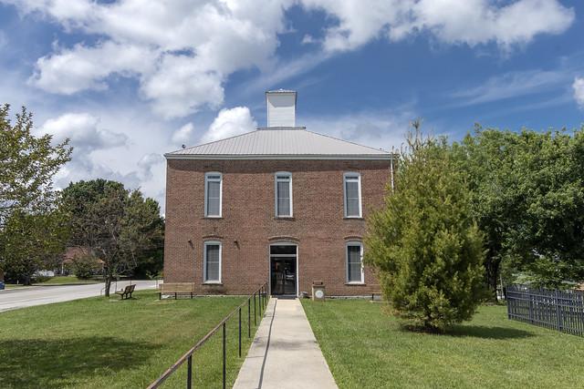 Van Buren County Courthouse, Van Buren County, Tennessee