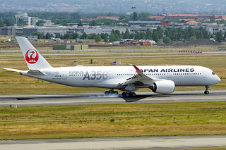Japan Airlines - Airbus A350-900