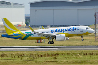 Cebu Pacific Airways - Airbus A320neo