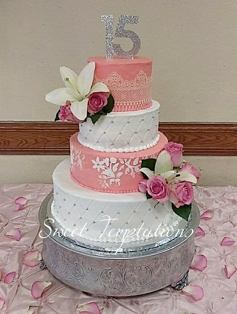 Cake from Sweet Temptations by Michelle Emily