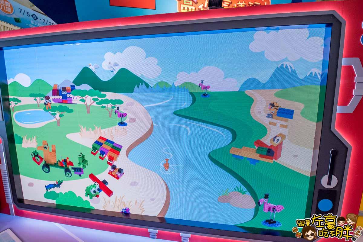 夢時代展覽-樂高盒你這樣玩(免費)-31