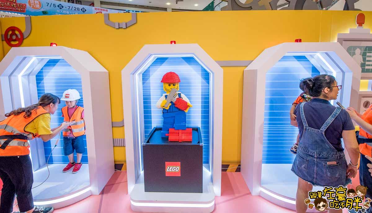 夢時代展覽-樂高盒你這樣玩(免費)-15