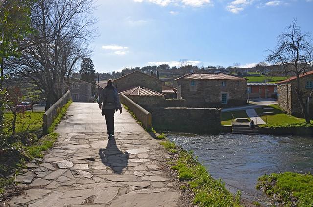 Walking the Camino de Santiago, Galicia