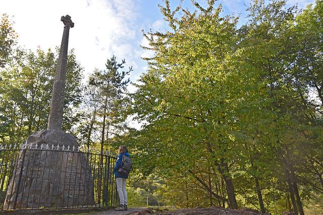Massacre Monument, Glencoe, Scotland