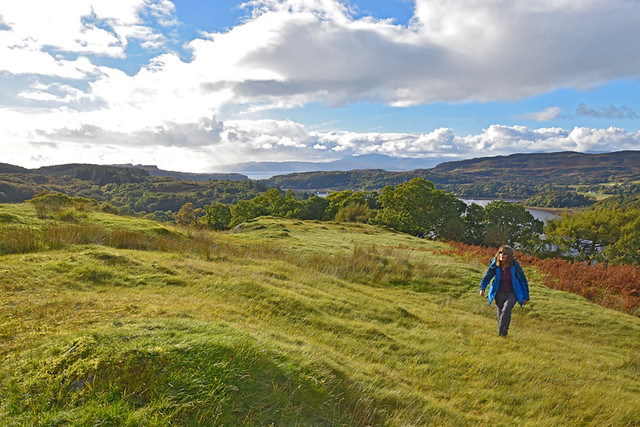 Loch Feochan near Oban, Scotland