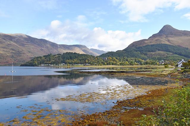 Loch Leven, Glencoe, Scotland