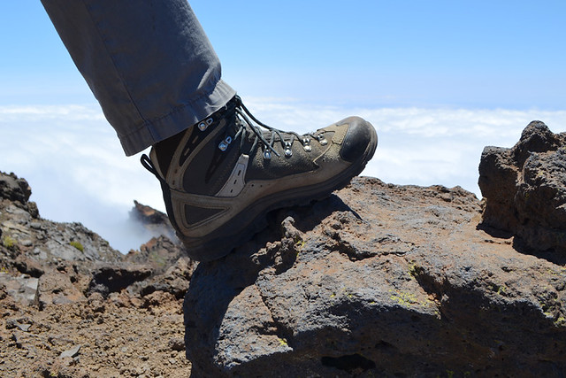 Above the clouds, La Palma, Canary Islands