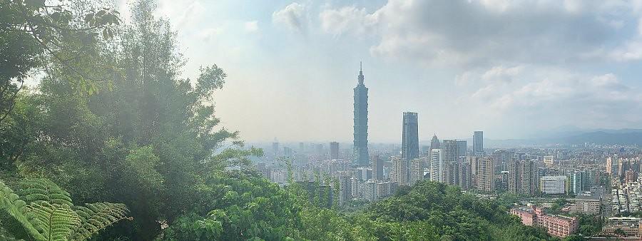 Elephant Mountain Hike Taipei