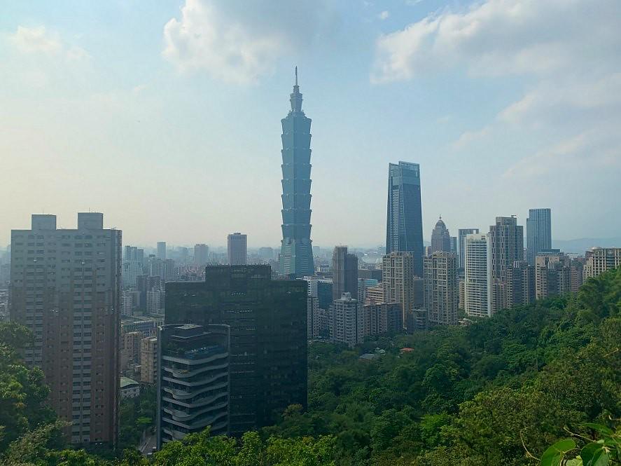 Taipei 101 Bullding Taiwan