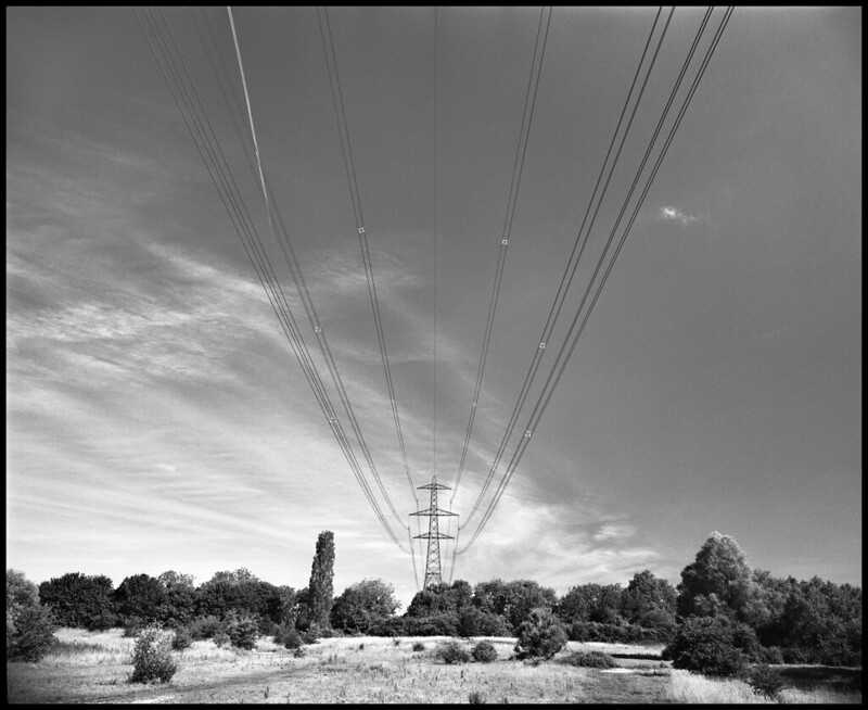 Mamiya 7 50mm Landscape