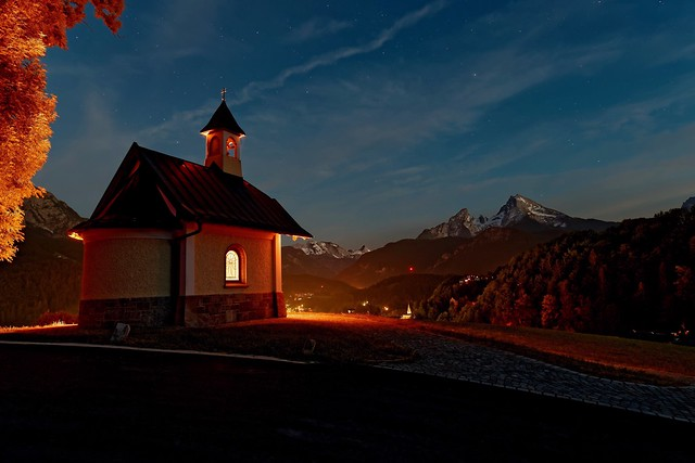 At the Chapel | Quiet Nights