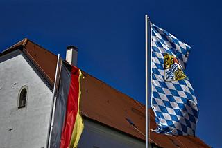 Die bayerischen Rauten