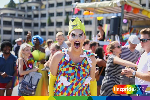 29.6.2019: linzpride - PRIDE Parade