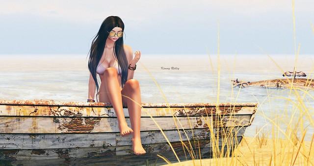 """Her legs swing complete afternoons away.""― Jill Eisenstadt"