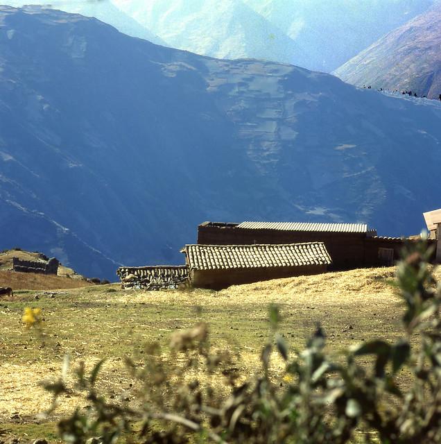 Homestead in Ayacucho.